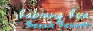 Rabiang Rua Beach Resort, Chao Samran Beach, Petchburi, Thailand